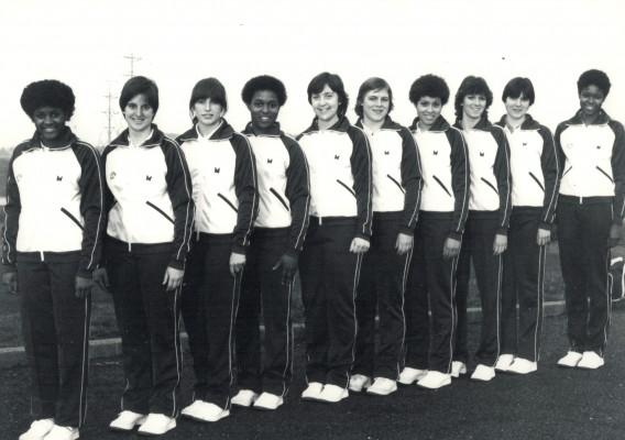 England Under 21 Squad 1982/1983