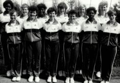 1987 England at 7th World Tournament, Glasgow