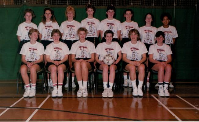 1989-90 England Under 21 Squad