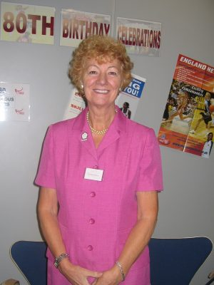 Barbara Bishop (Vice President)