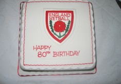 England Netball 80th Celebrations