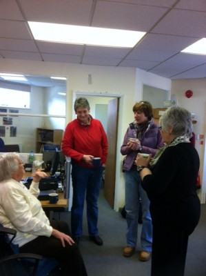 Archive day February 2012   Yvonne Bacon
