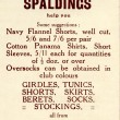 Kit adverts from the 1930s