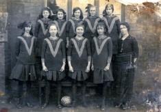 1924 School Netball Team
