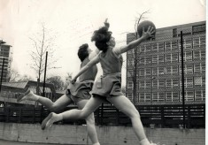 1964 Jean Heath, England player