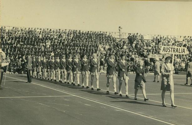 1967 World Championship Opening Ceremony