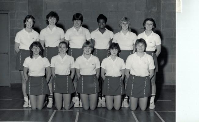 1984/1985 England Under 21 Squad