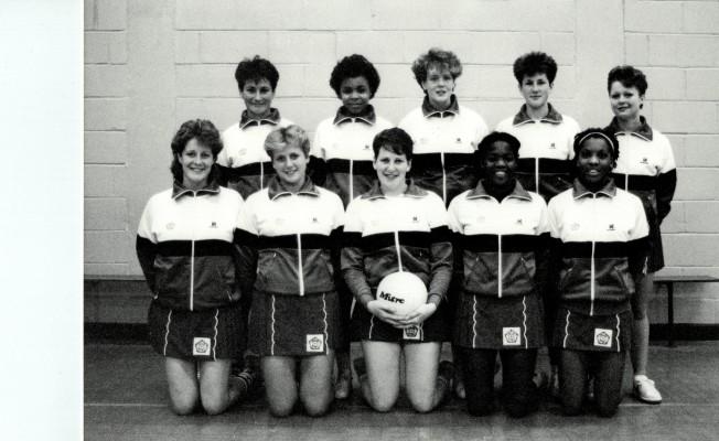 1985/1986 England Under 18 Squad