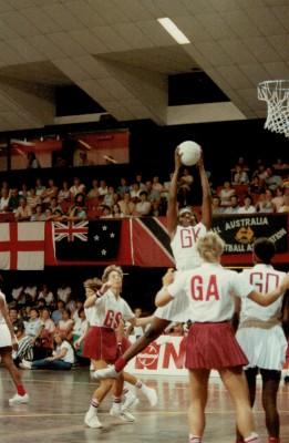 1985, January, Australia Games, Sydney