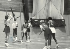 Celebrate 90 years of England Netball in February 2016