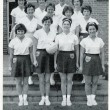 1963 The England team