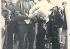 1964, Judy Heath England Captain