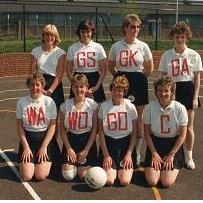 Chislehurst Netball Club