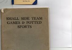 Netball Rules - ? 1940s
