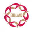 England Netball Rose Logo
