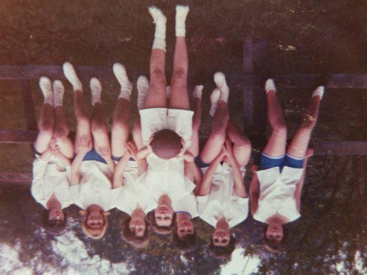 Caleys of Windsor netball team