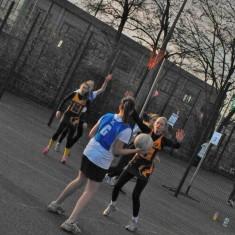 West London Junior Netball League