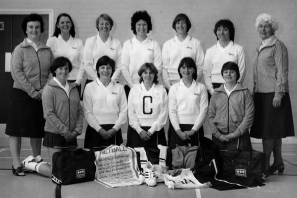 Aquila Club to Jamaica in 1980