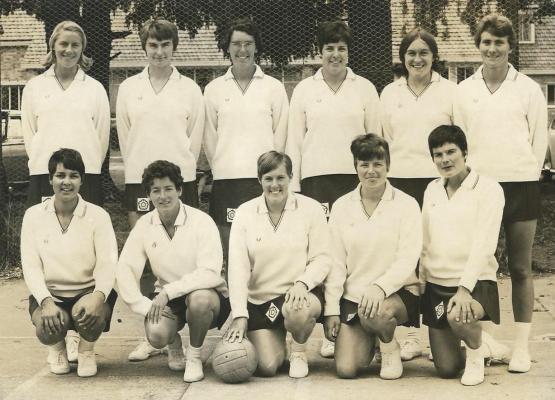 England team: 1967 | Janice Bannister