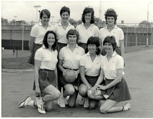 1973 england team national squads our netball history