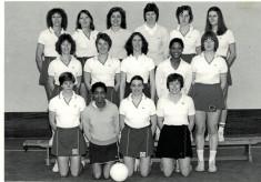 1977/1978 England Squads