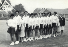 1963 World Tournament, August, Eastbourne