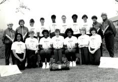 1991 England World Tournament, Sydney, Australia