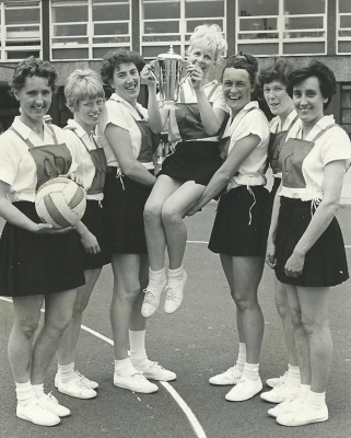1966 Harborne: the first ever National Clubs Tournament winners | Janice Bannister