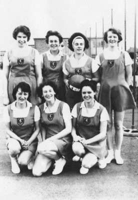 Kent 1st Team: 1964, taken at the Broastairs Inter County Tournament