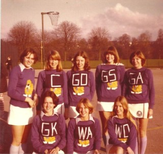 The Mount Grace Old Scholars team c1979 | Courtesy Lesley Lambert