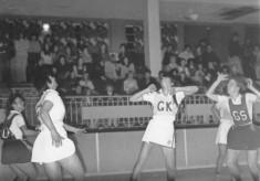 1985 Roos Club v Surrey: Indoor Evening at Eltham Baths