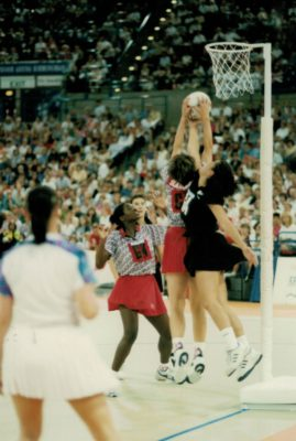 1995 World Netball Championship, Birmingham and the action