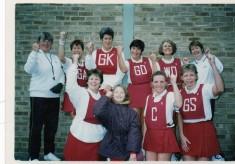 Kent County O'40's Team