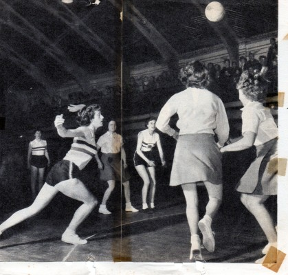 1953 County Champions Surrey v Olympic Athletes