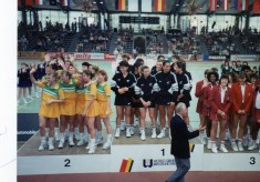 1989 2nd World Games, Karlsruhe, Germany