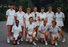 1989 The Roos at the 1989 World Games in Karlsruhe