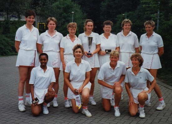 1989 The Roos at the 1989 2nd World Games in Karlsruhe, Germany