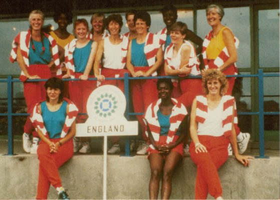 1987 - 7th World Netball Championship - Glasgow