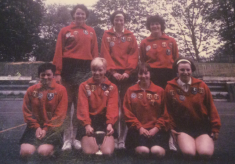 1967 - Tonbridge Teen & Twenty Netball Club