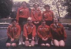 1967 - Tonbridge Teen & Twenty Netball Club