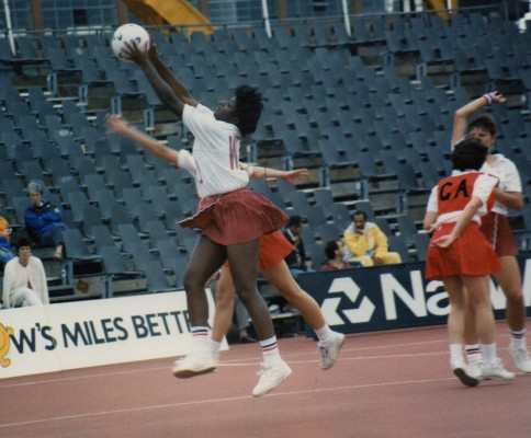 1987 - 7th World Netball Tournament - Glasgow