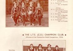 1934 All England Women's Net Ball Association