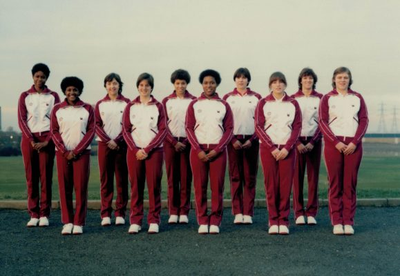 1982 England v Scotland   Paul Wyatt