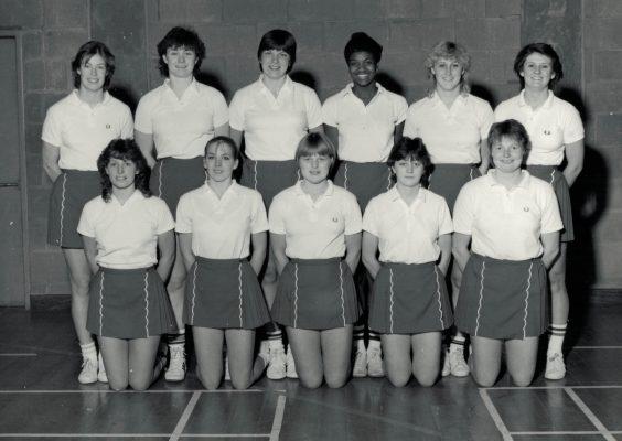 1984 England Squads