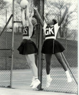 1984 English Schools Netball Association National Finals