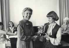 1983 Muriel McNally Trophy