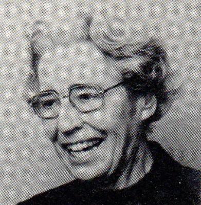 Mary Bullock (1981)