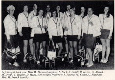 1972 Young England tour Jamaica