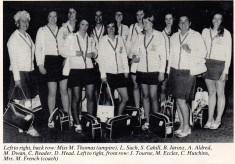 1972 Young England tour Jamaica