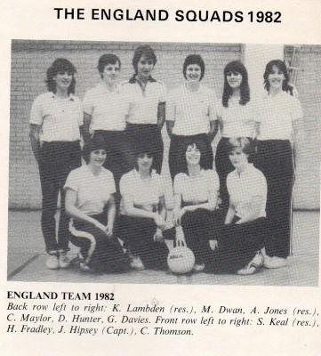 Back row l-r : K.Lambden, Maddie Dwan, A Jones, Chris Maylor, Denise Hunter, Gill Davies. Front row l-r : Sue Keal, Helen Fradley, Jillean Hipsey, Colette Thomson